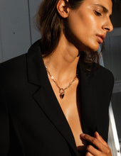 Load image into Gallery viewer, Ines Heart Necklace