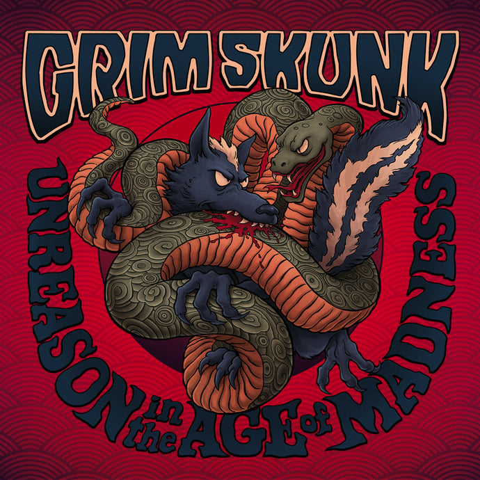 Grimskunk / Unreason In The Age Of Madness - CD