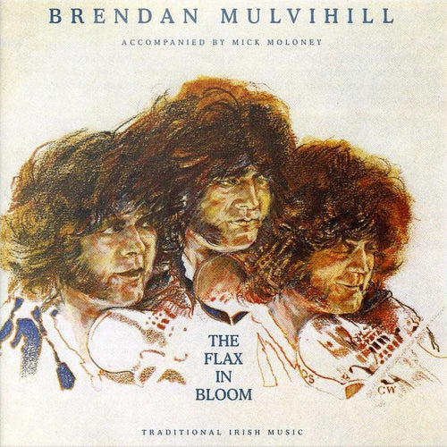 Brendan Mulvihill ‎/ The Flax In Bloom - CD