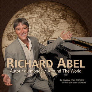 Richard Abel / Autour du monde - CD
