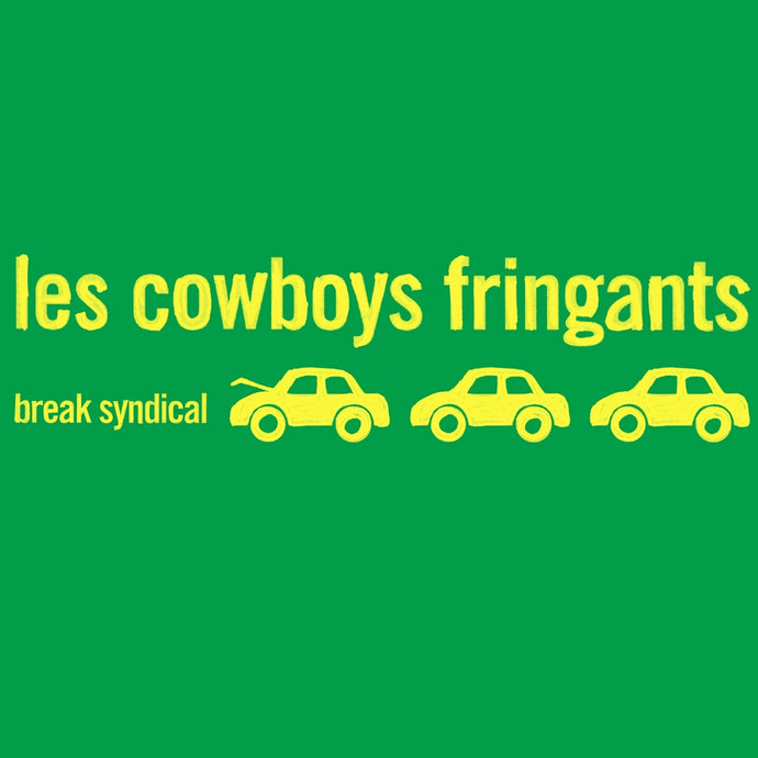 Les Cowboys Fringants ‎/ Break syndical - CD