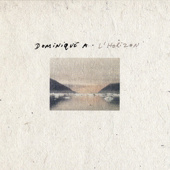 Dominique A. ‎/ L'Horizon - CD