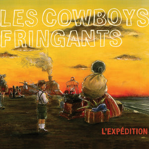 Les Cowboys Fringants ‎/ L'expédition - 2LP Vinyl
