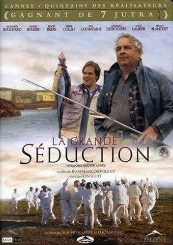 La Grande séduction (2003) - DVD