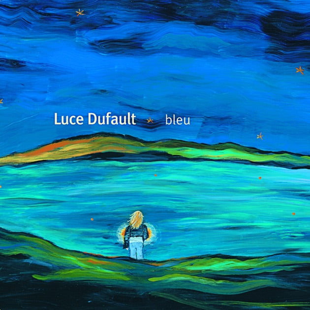 Luce Dufault / Bleu - CD