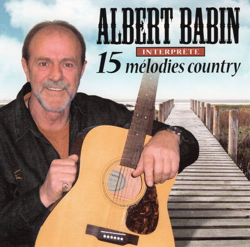 Albert Babin / 15 Melodies Country - CD