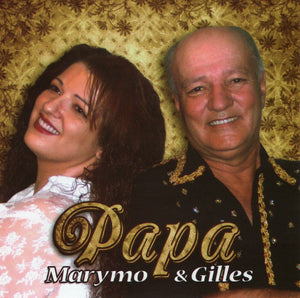 Marymo & Gilles / Papa - CD