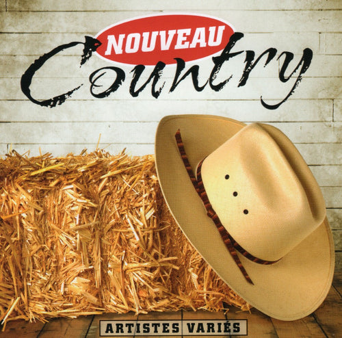 Artistes Varies / Nouveau Country - CD