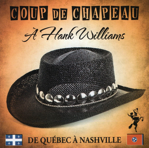 Artistes Varies / Coup De Chapeau A Hank Williams - CD