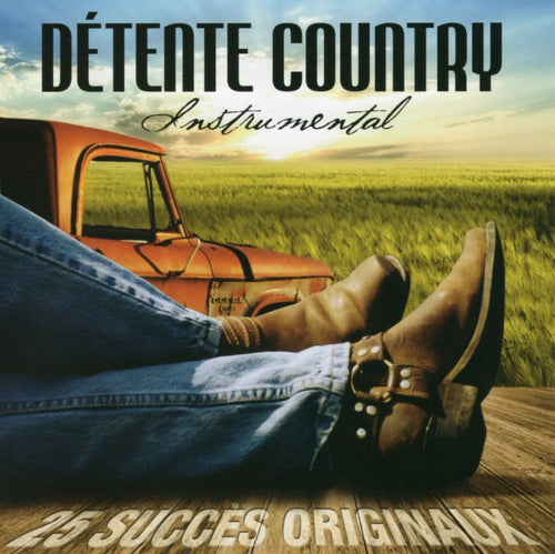 Artistes Varies / Détente Country - Instrumental - CD