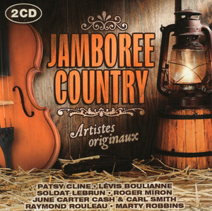 Artistes Varies / Jamboree Country - 2CD