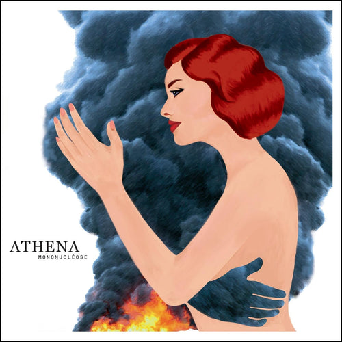 Athena / Mononucleose - Vinyle + CD