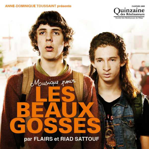 Flairs & Riad Sattouf / Les beaux gosses - CD