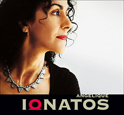 Angélique Ionatos / Coffret 3 albums - 3CD