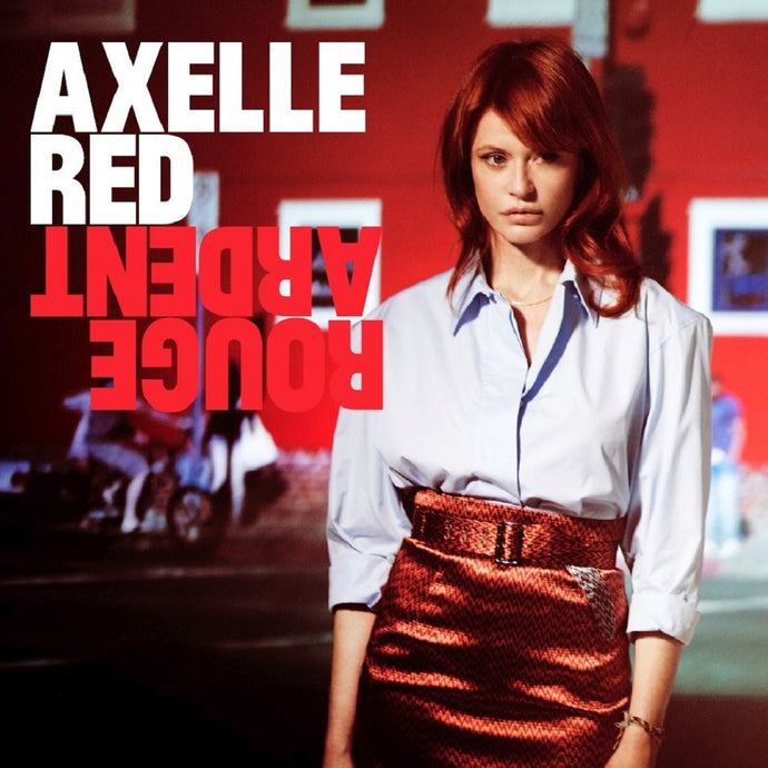Axelle Red / Rouge Ardent - CD