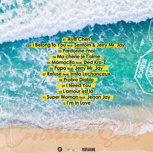 Richy Jay / Caribbean Soul - CD