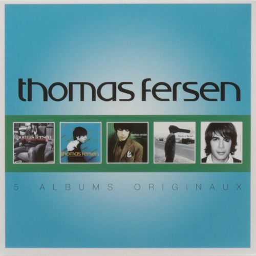 Thomas Fersen / Original Album Series: 5 albums - 5CD