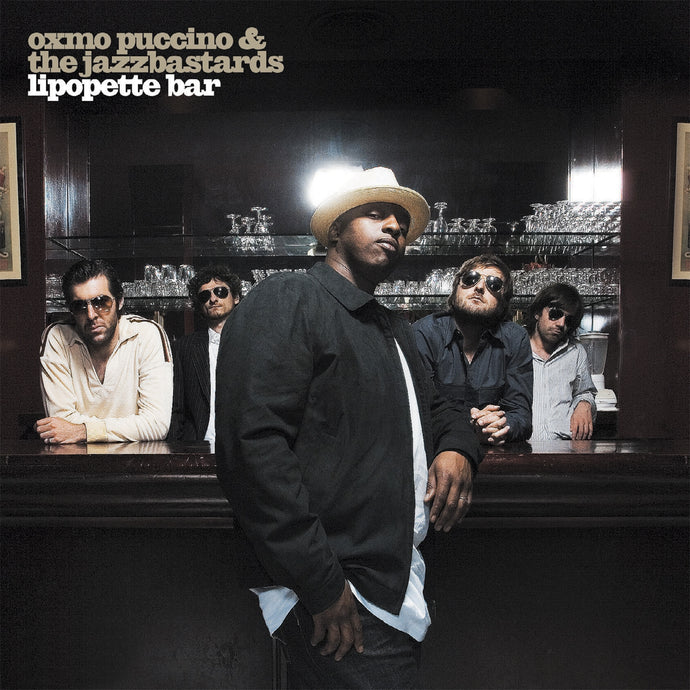Oxmo Puccino / Lipopette bar (Remasterisé) - CD