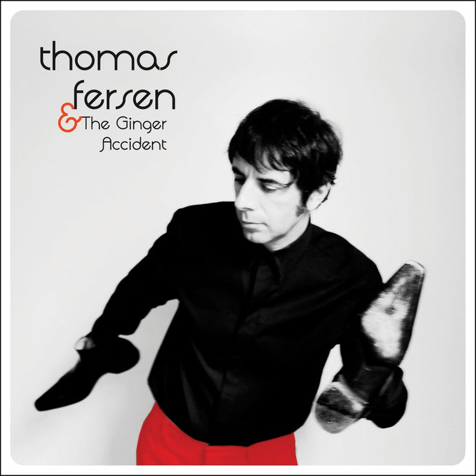 Thomas Fersen / The Ginger Accident - CD