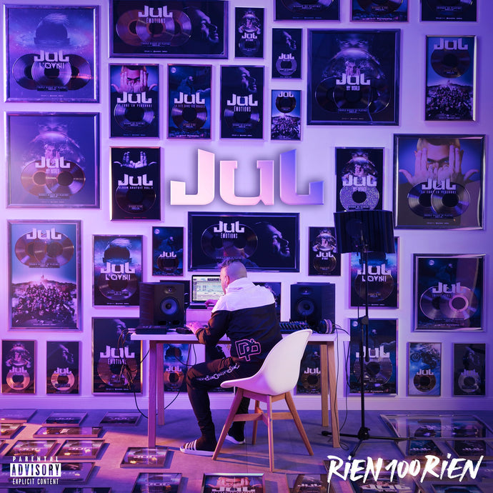 Jul / Rien 100 rien - CD