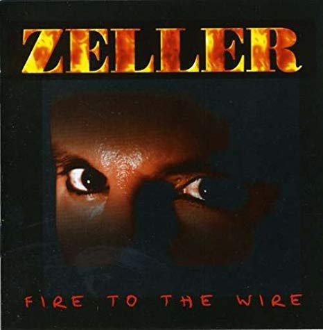 Jim Zeller / Fire To The Wire - CD