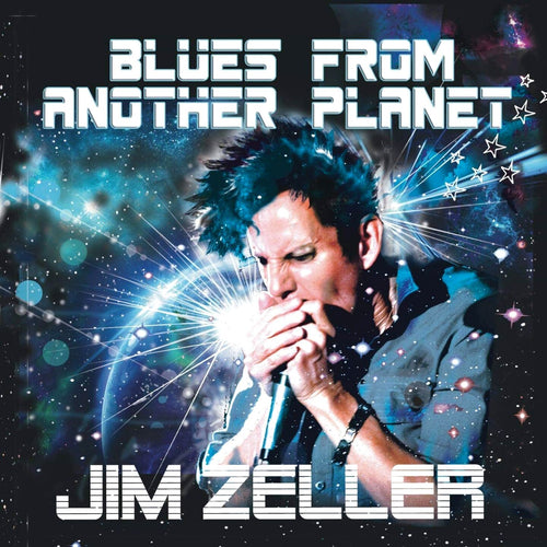 Jim Zeller / Blues from Another Planet - CD