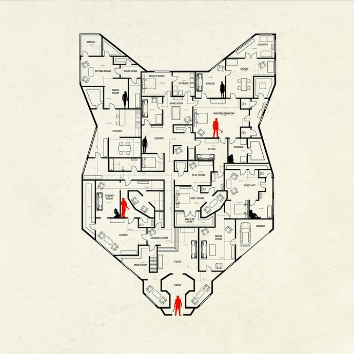 You're Next / Original Motion Picture Soundtrack - LP Vinyl