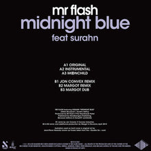 "Charger l'image dans la galerie, Mr. Flash / Midnight Blue (EP) - 12"" Vinyl"