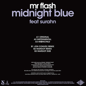 "Mr. Flash / Midnight Blue (EP) - 12"" Vinyl"