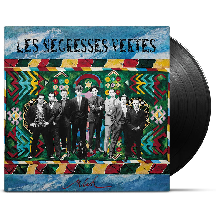 Les Négresses Vertes / Mlah - LP Vinyl + CD