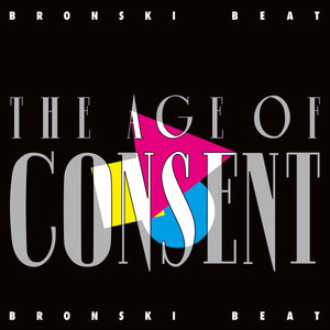 Bronski Beat / The Age of Consent (Remastered & Expanded) - LP Vinyl + 2CD