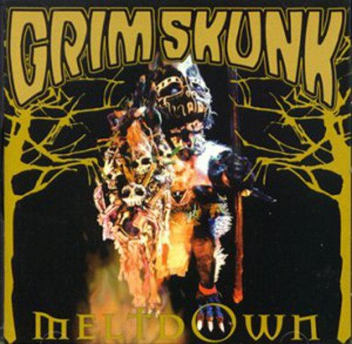 Grimskunk / Meltdown - CD