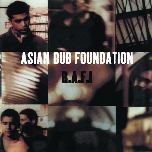 Asian Dub Foundation / R.A.F.I. - CD