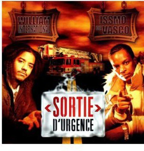 William International & Issmo De Vasco / Sortie D'Urgence - CD