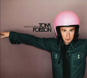 Tom Poisson / Riche a Millions - CD