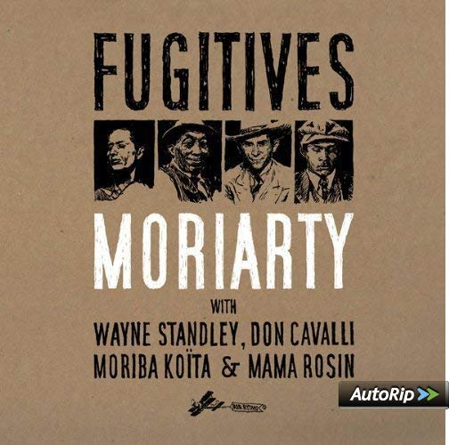 Moriarty / Fugitives - LP