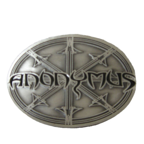 Anonymus / Buckle