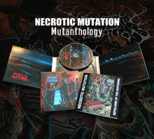 Charger l'image dans la galerie, Necrotic Mutation / Mutanthology - CD