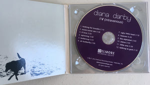Diana Darby / IV (Intravenous) - CD
