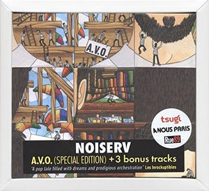 Noiserv / A.V.O. - LP