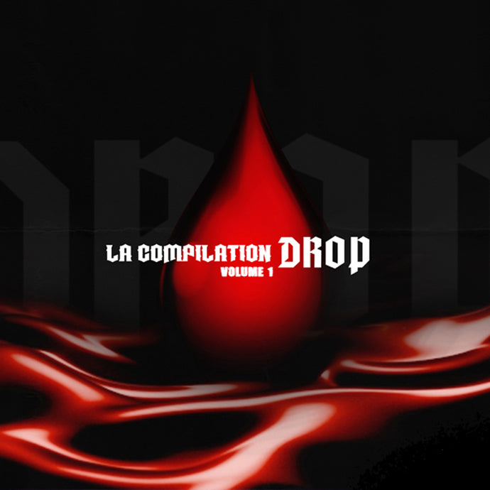 Artistes variés / La compilation Drop, Vol. 1 - CD