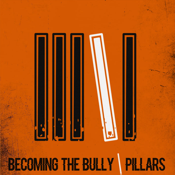 Becoming The Bully / Pillars - CD
