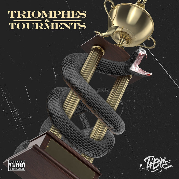 Jibré / Triomphes & tourments - CD