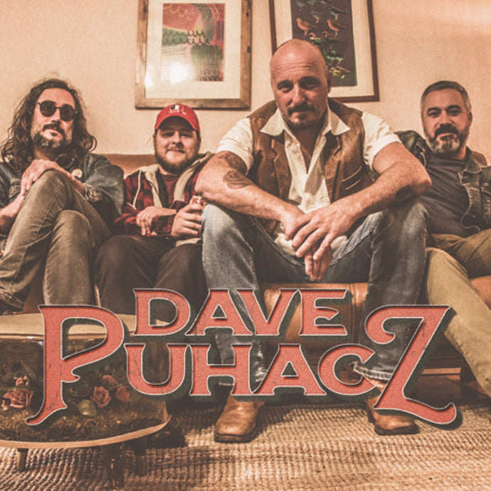 Dave Puhacz / À la grosse rose - CD