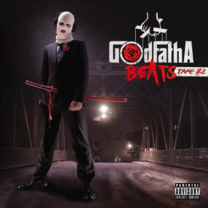 Godfatha Beats / Tape #2 - CD