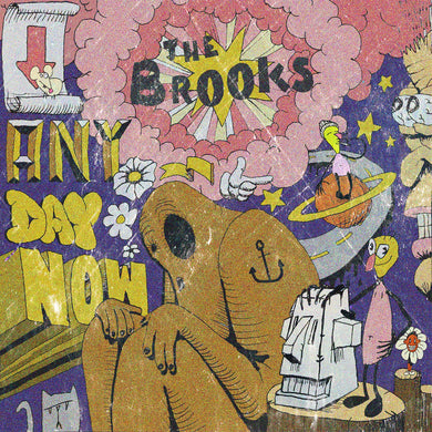 The Brooks / Any Day Now - 2LP Vinyl