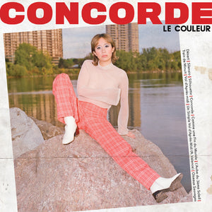 Le Couleur / Concorde - CD