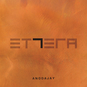 Anodajay / ET7ERA - CD
