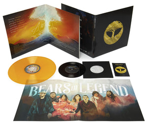 "Bears of Legend / A Million Lives - LP Vinyl + 7"" Vinyl"