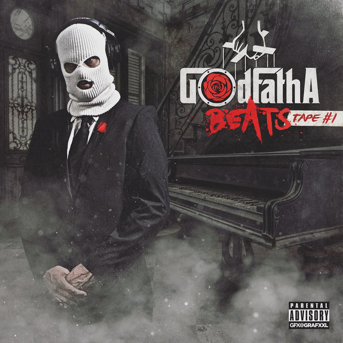 Godfatha Beats / Tape #1 - CD